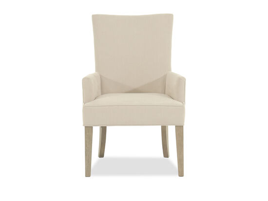 Modern 40'' Host Chair in Beige