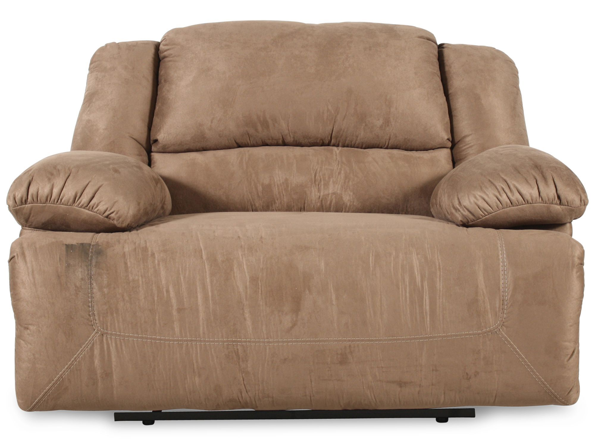 Ashley Hogan Mocha Oversized Recliner  sc 1 st  Mathis Brothers & Oversized Recliner | Mathis Brothers islam-shia.org