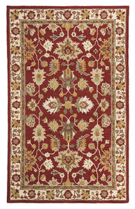 Ashley Scatturro Red Large Rug