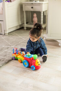 Laugh & Learn Puppy's Smart Stages Train