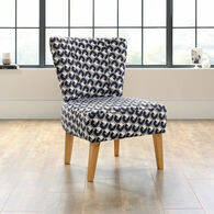 MB Home Fusionville Marley Orbit Accent Chair
