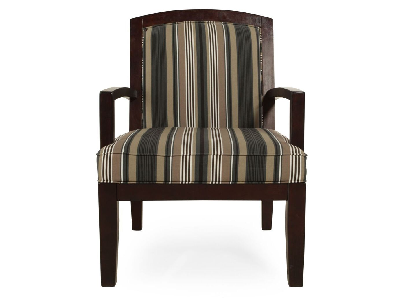 Ashley Yvette Steel Showood Accent Chair Mathis Brothers