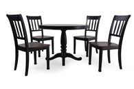 Ashley Owingsville Five-Piece Round Dining Set