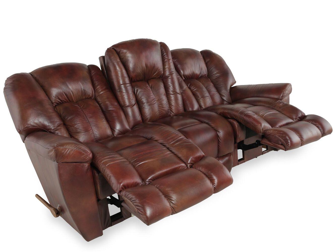 Lazy Boy Maverick Sofa La Z Boy Maverick Leather Recline