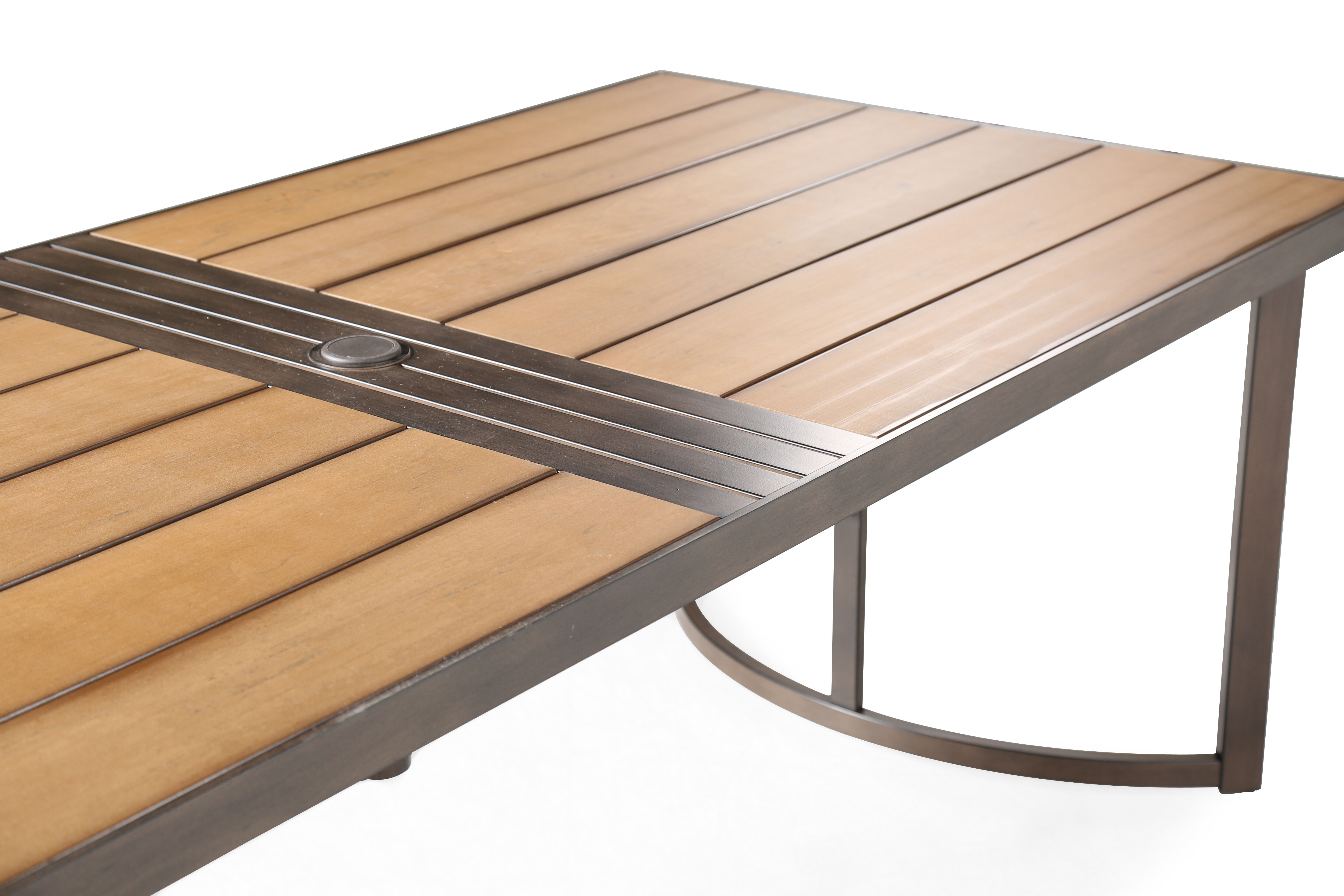 Agio Portland Rectangular Dining Table Mathis Brothers Furniture