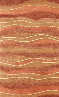 """Lb Rugs Br-12  (br) Hand Tufted Wool 2'-6"""" X 8' Rugs"""