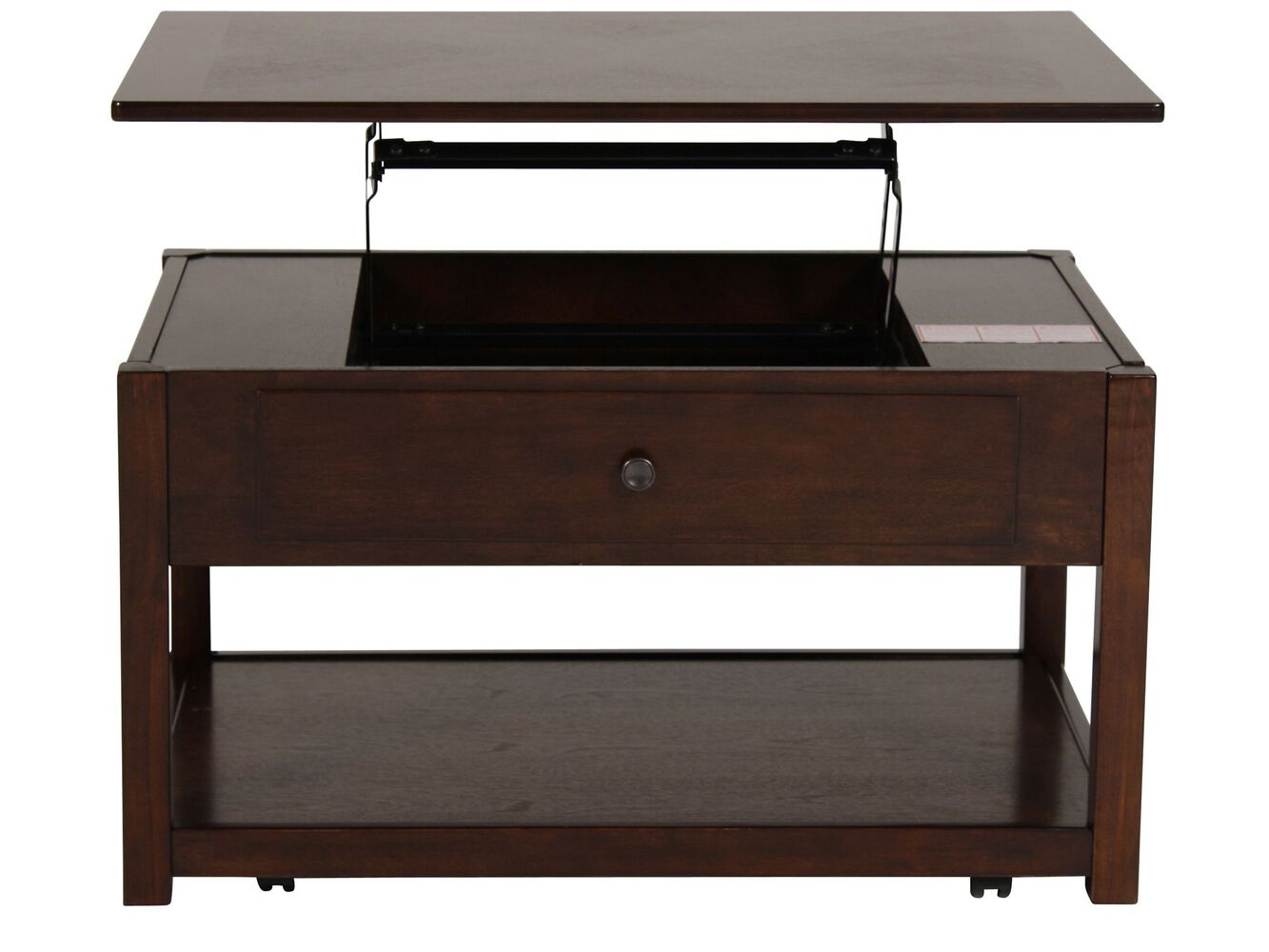 Lift top cocktail table ashley furniture - Ashley Marion Lift Top Cocktail Table