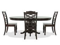 Ashley Porter Five-Piece Round Dining Set