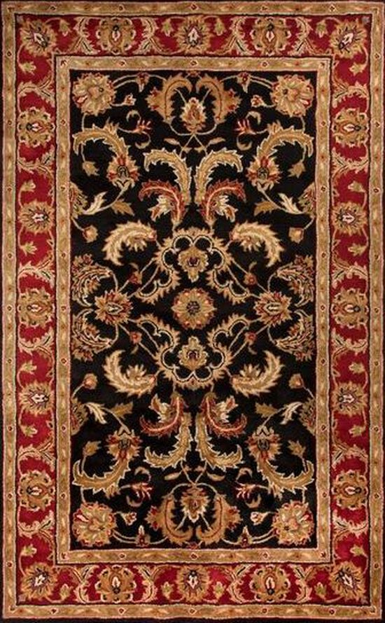 Lb Rugs|2006 (pr)|Hand Tufted Wool 3' X 3'|Rugs