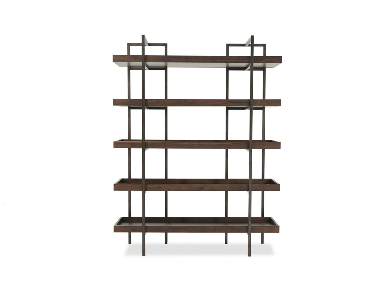 item bookcase toscana large hands vtsa style with trim threshold x height back products bookshelf four width open