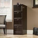 MB Home Lake Wood Cinnamon Cherry File Cabinet