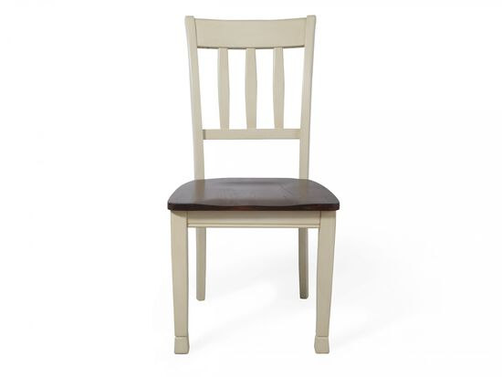 Ashley Whitesburg Cottage Pair of Side Chairs