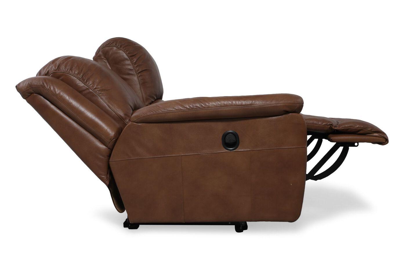 85 Inch Leather Sofa.85\