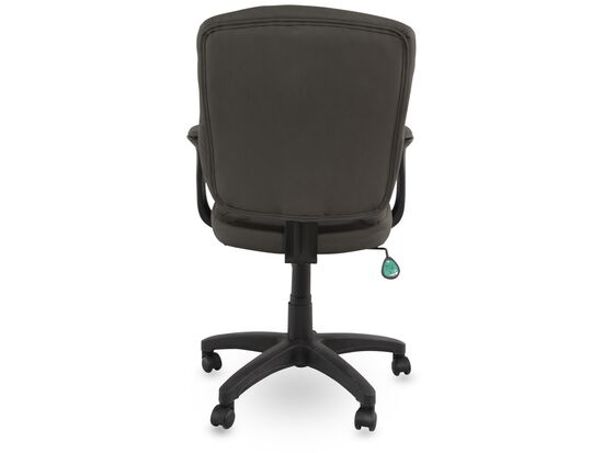 Height Adjustable Swivel Base Task Chairin Gray