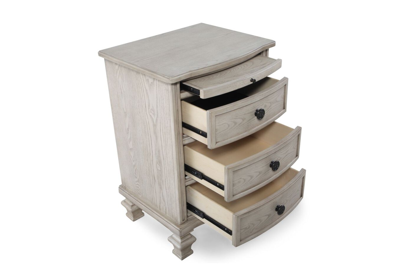 Ashley Demarlos Night Table Mathis Brothers Furniture : ASH B69304793 1 from www.mathisbrothers.com size 1400 x 933 jpeg 68kB