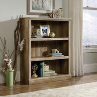 MB Home Office Central Lintel Oak 3-Shelf Bookcase