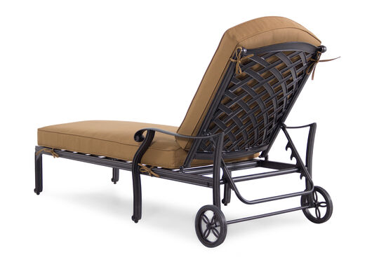 World Source Cimarron Chaise Lounge