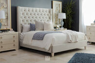 Bernhardt Salon California King Upholstered Bed