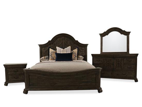 Magnussen Home Bellamy Peppercorn King Bedroom Suite