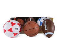 Pro Gold Three-Ball Sport Pack