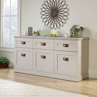 MB Home High-Street Cobblestone Entertainment Credenza
