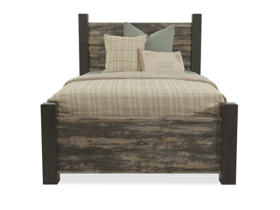 Ashley Westinton Twin Poster Bed