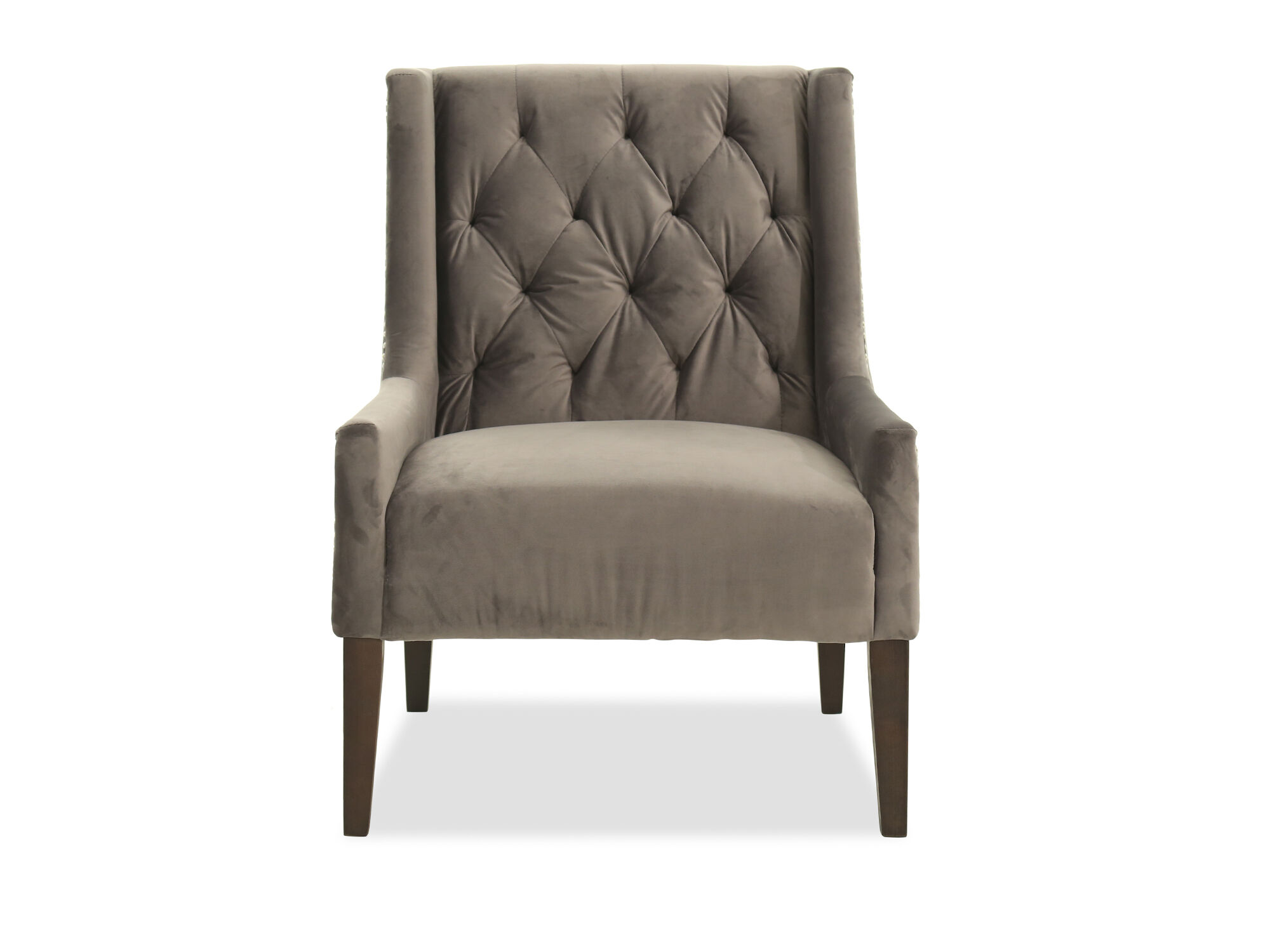 boulevard alisa tufted accent chair