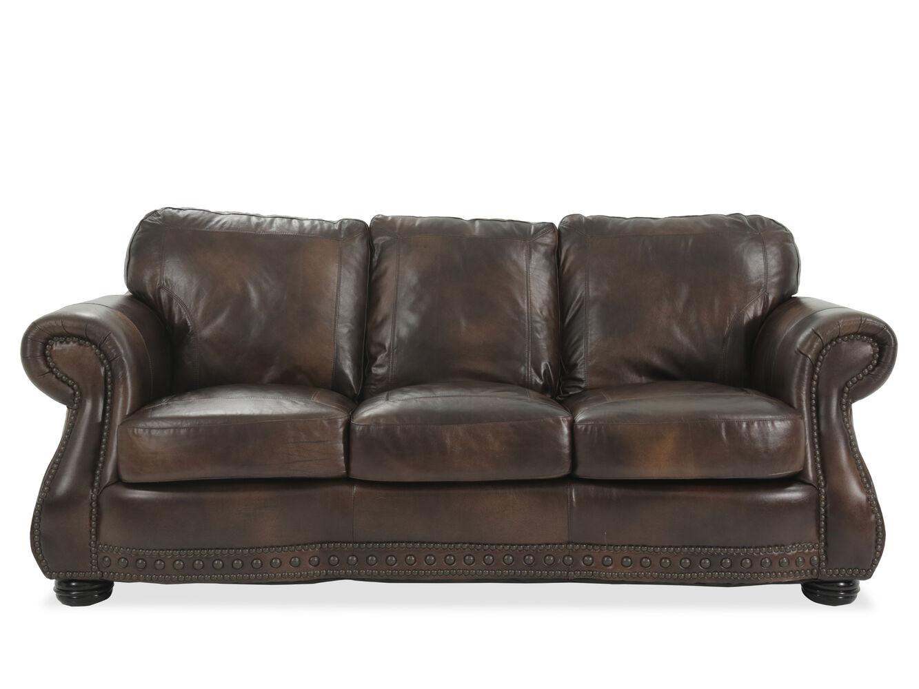 Jonas Brothers Texas Home Stunning Rustic Living Room: Usa Leather Cowboy Sofa Product Page Usa Premium Leather