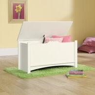 MB Home Malibu Soft White Storage Chest