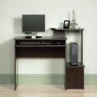 MB Home Genesis Cinnamon Cherry Computer Desk
