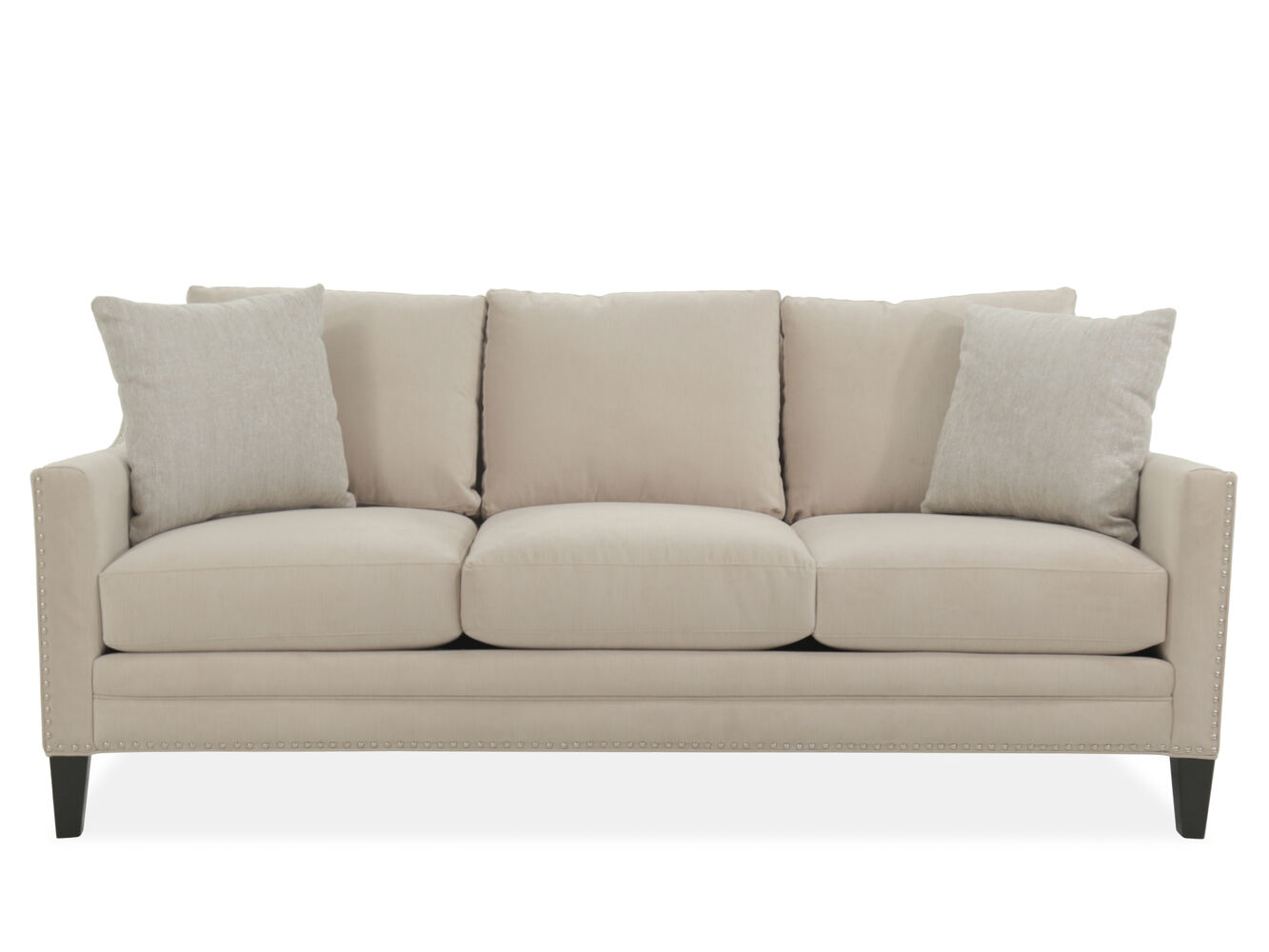 Contemporary Nailhead-Accented 83\