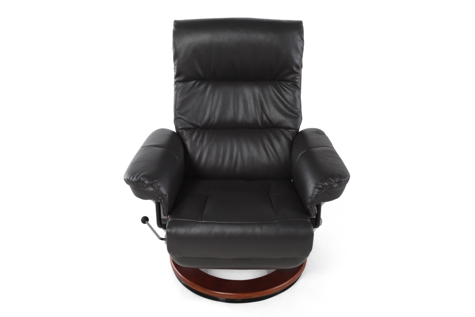 Benchmaster Grey Recliner