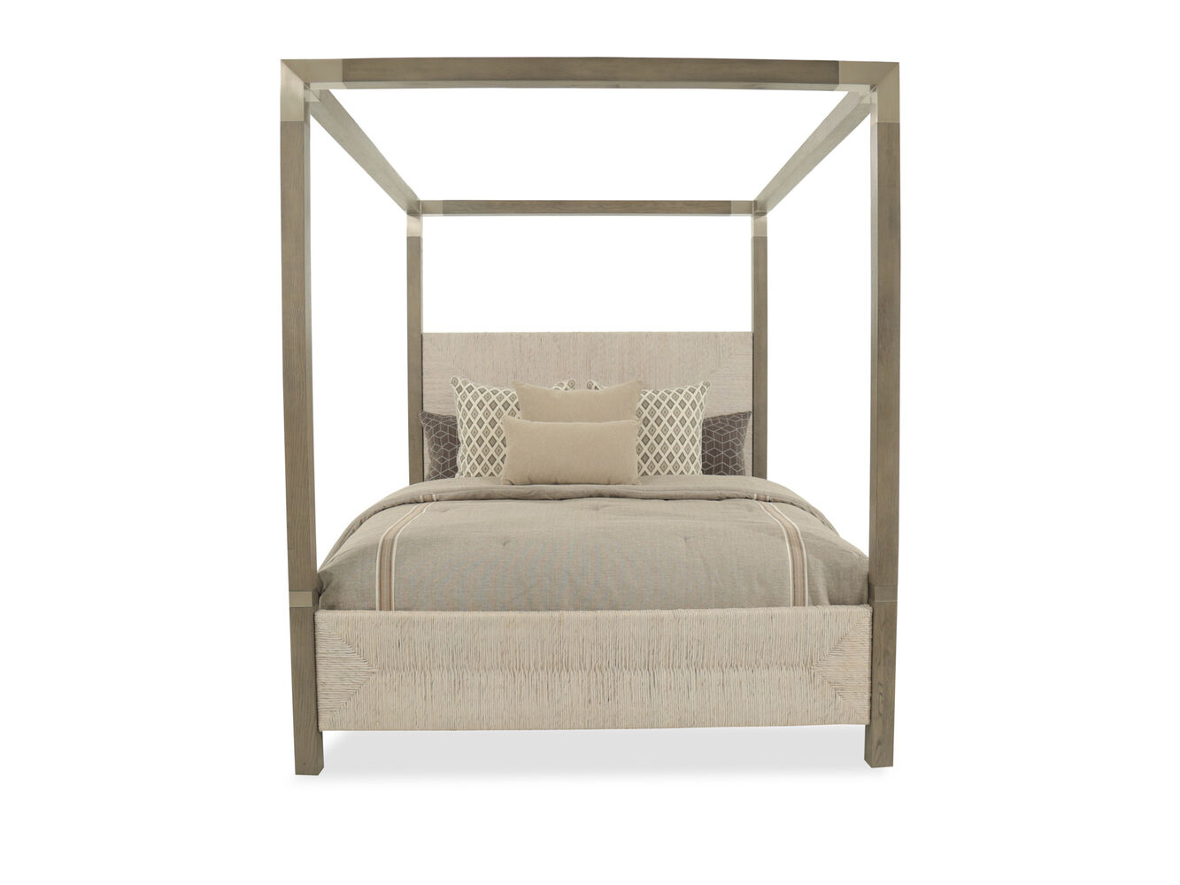 Bernhardt Palma Canopy Bed   Mathis Brothers Furniture