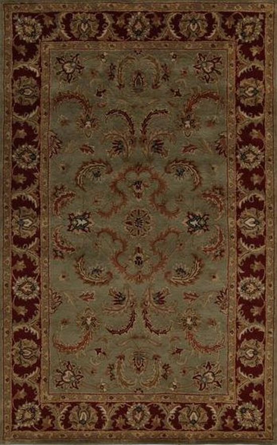 Lb Rugs|2006 (pr)|Hand Tufted Wool 6' X 6'|Rugs