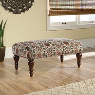 MB Home Dahlia Accent Bench