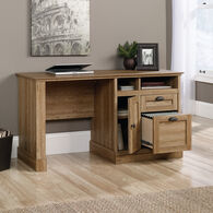 MB Home Counselor Scribed Oak Computer Desk