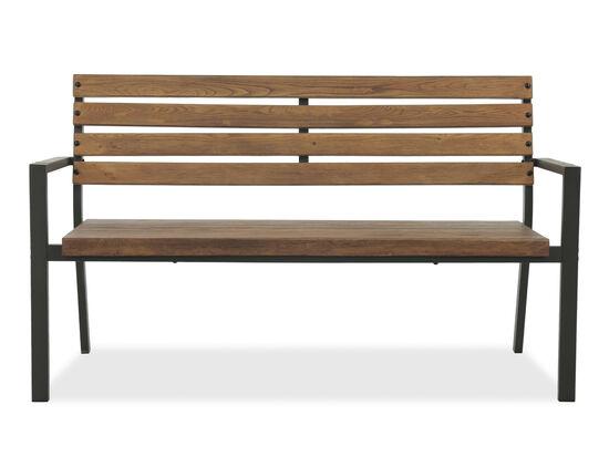 Ashley Hatchlands Beige/Brown Park Bench