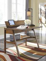 Ashley Birnalla Light Brown Desk