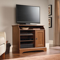 MB Home Hampstead Highboy Autumn Maple TV Stand