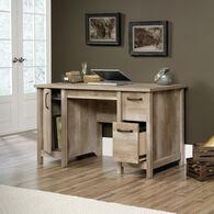 MB Home Canary Lane Lintel Oak Computer Desk