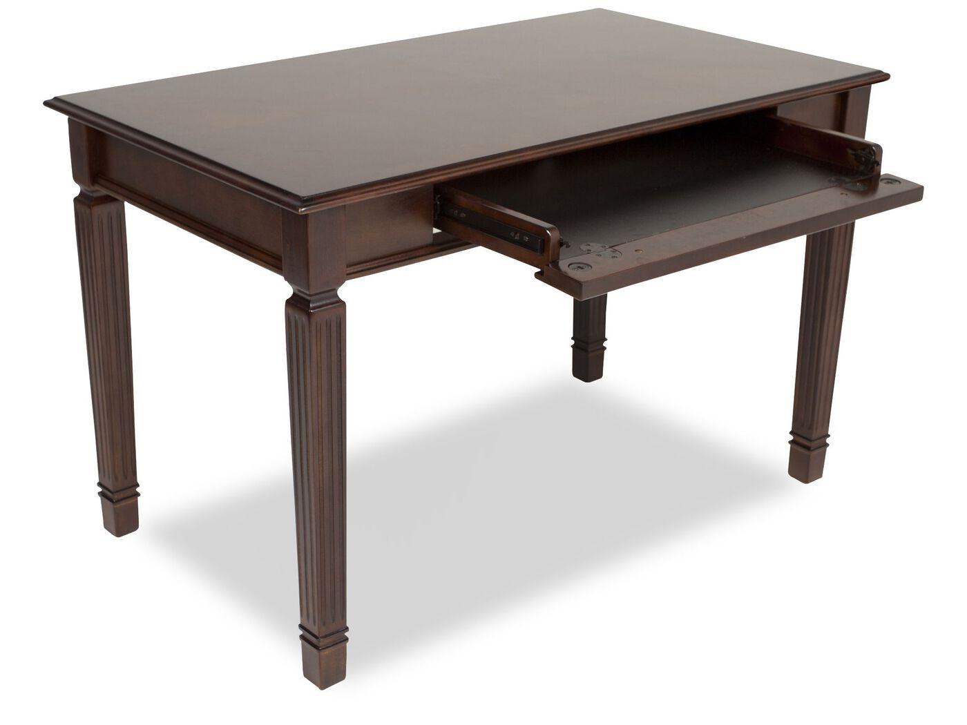 series corner desk. 48\u0026quot; Traditional One-Drawer Desk Series Corner
