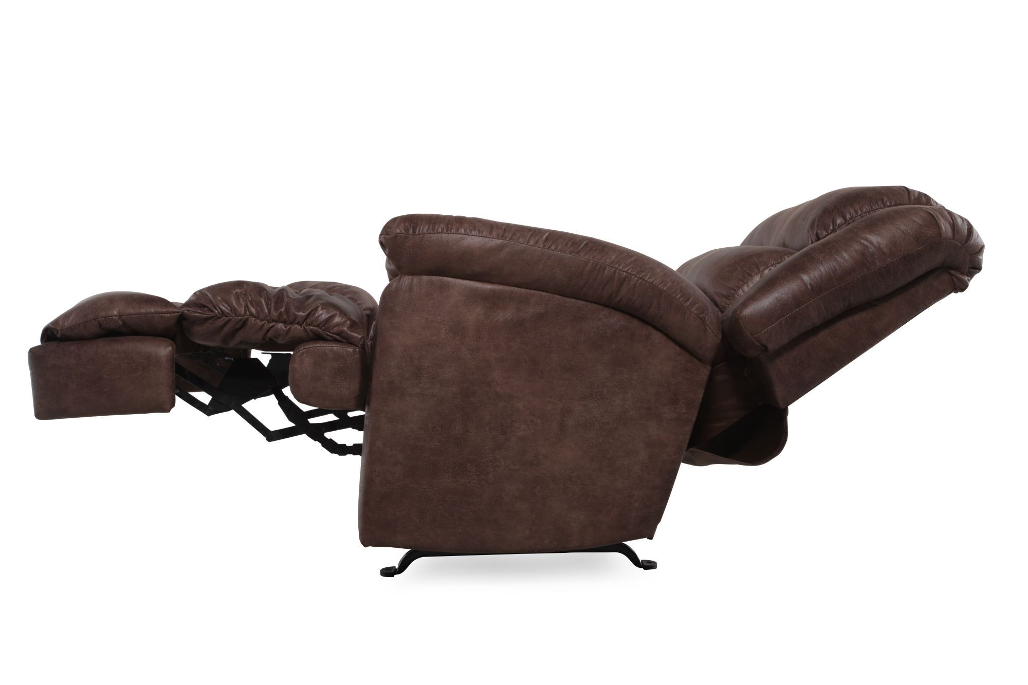 Lane Knox Mocha Rocker Recliner  sc 1 st  Mathis Brothers : lane recliners dealers - islam-shia.org