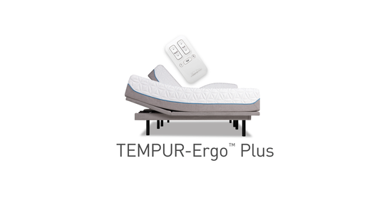 Tempur-Pedic TEMPUR-Ergo Plus Adjustable Base