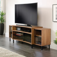 MB Home Spotlight Fine Walnut Entertainment Credenza