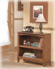 Ashley Cross Island Medium Brown Small Bookcase