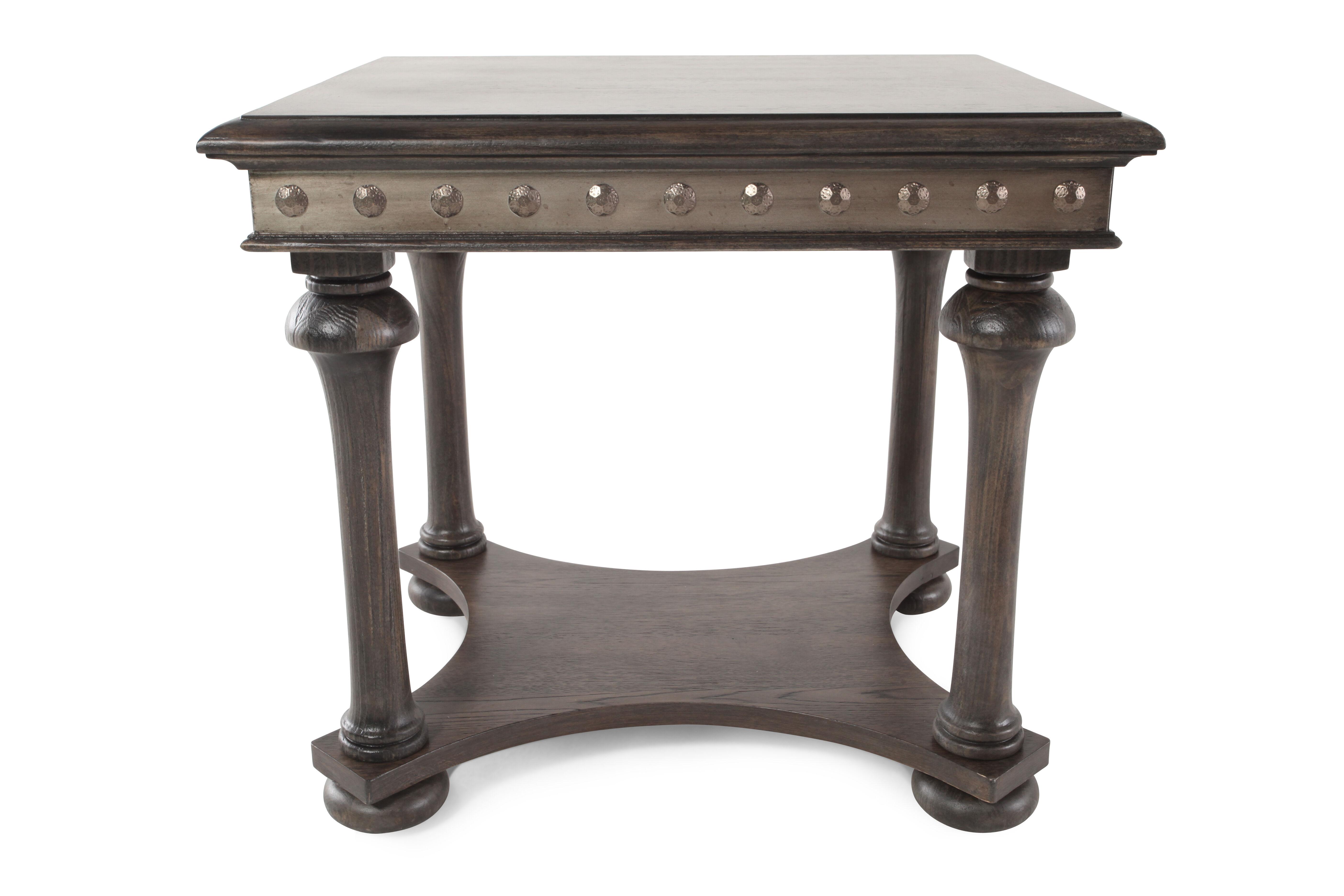 Delightful Hooker Vintage West Rectangle End Table