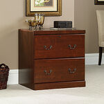 MB Home Monastery Classic Cherry Lateral File Cabinet