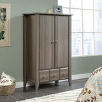 MB Home Malibu Diamond Ash Armoire