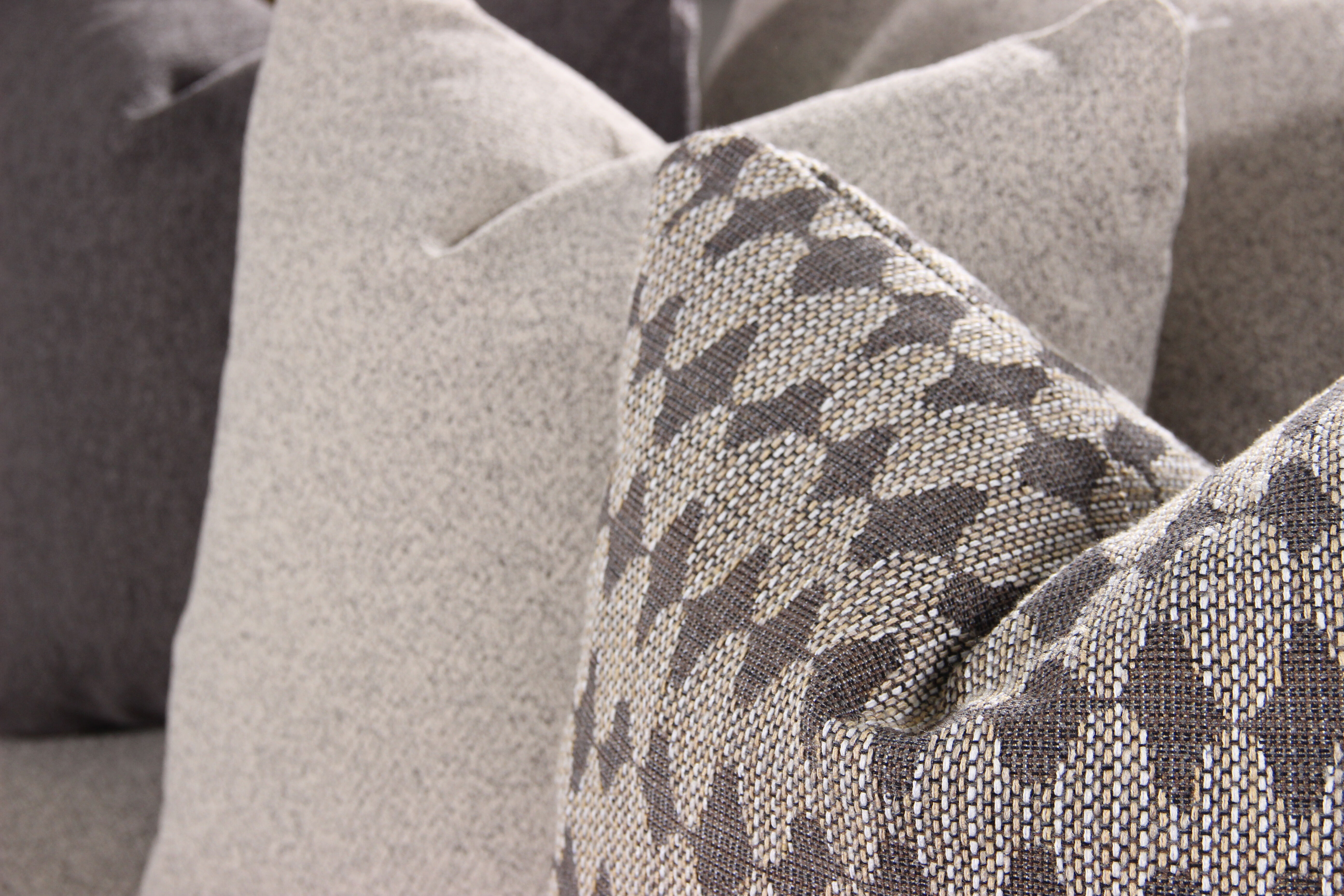 Michael Nicholas Stockholm Three-Piece Sectional : michael nicholas designs sectional - Sectionals, Sofas & Couches