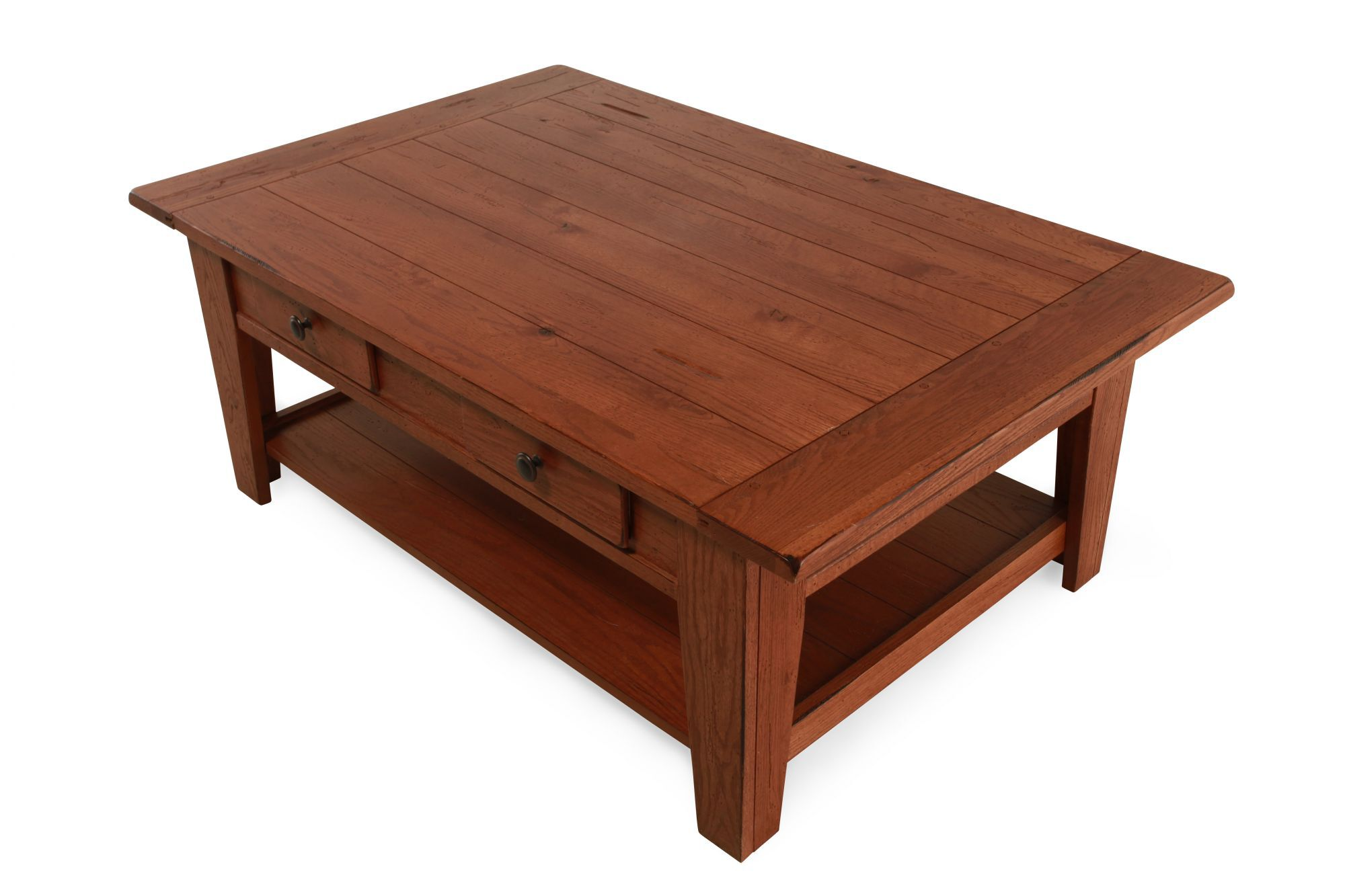 Broyhill Attic Heirlooms Stain Tail Table Mathis Brothers